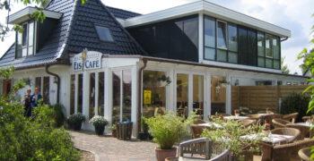 Eiscafé in Hamburg, Duvenstedt