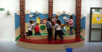 Einrichtung Kindergarten, Hamburg-Poppenbüttel