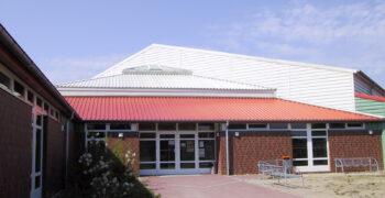 Sporthalle in Niedersachsen, Jork
