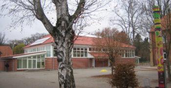 Neubau Turnhalle, Melbeck, Niedersachsen