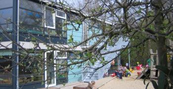 Neubau Kindergarten, Hamburg-Volksdorf
