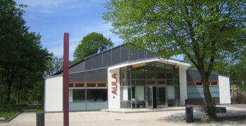 Neubau Aula Gymnasium Buckhorn, Hamburg-Volksdorf