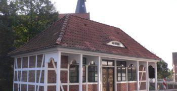 Sanierung Zigarrenmacherhaus, Jork, Niedersachsen