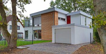 Neubau Einzelhaus, zwei Wohneinheiten, Hamburg-Rissen