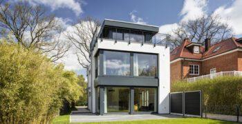 Neubau Einfamilienhaus, Hamburg-Ohlstedt