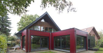 Umbau + Anbau Einfamilienhaus, Hamburg-Bergstedt